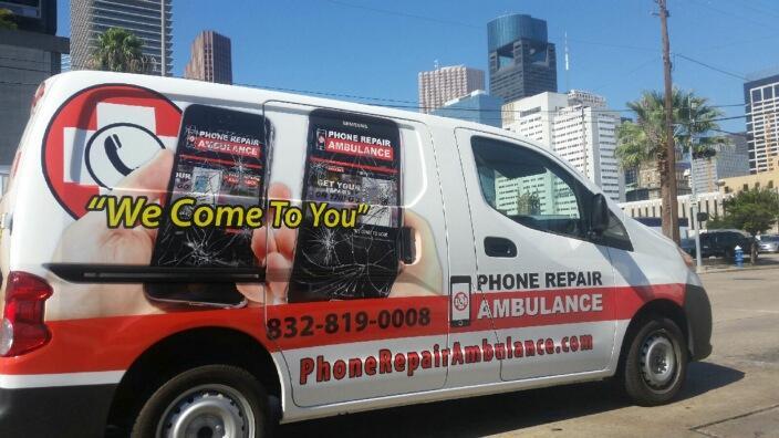 Phone Repair Ambulance Mobile Phone Repair